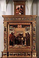 Pesaro Altarpiece, 1474, bellini