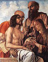 Pieta, 1471-1474, bellini