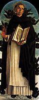 Polyptych of San Vincenzo Ferreri, 1468, bellini