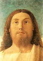 The Redeemer, 1502, bellini