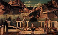 Sacred Allegory, 1500, bellini