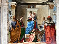 Sacred Conversation, bellini