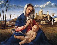 Virgin and Child, bellini