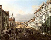 Długa Street, 1778, bellotto