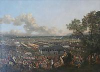 The Election of the King Stanislaus Augustus, 1764, bellotto