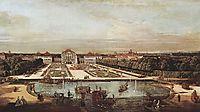 Schloss Nymphenburg, 1761, bellotto