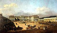 Schloss Schonbrunn, 1760, bellotto