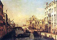 The Scuola of San Marco, bellotto