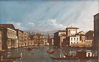 Venice Veduta, c.1738, bellotto