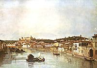 Verona Veduta, 1746, bellotto