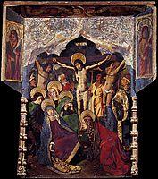 Crucifixion, 1480, bermejo