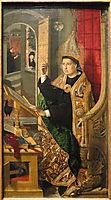 Saint Augustine, 1485, bermejo
