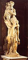 Aeneas and Anchises, 1619, bernini