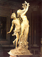Apollo and Daphne, 1625, bernini