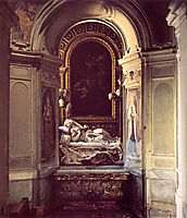 The Blessed Lodovica Albertoni, 1674, bernini