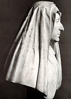 Bust of Camilla Barberini nee Barbadori , c.1618, bernini