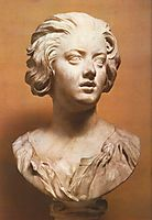 Bust of Costanza Buonarelli , c.1635, bernini