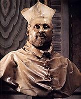Cardinal Scipione Borghese, bernini