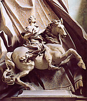 Constantine the Great, bernini