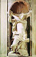 Daniel and the Lion, 1650, bernini