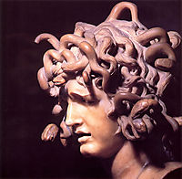Medusa, bernini