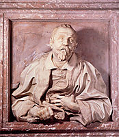 Memorial Bust of Gabriele Fonseca , c.1665, bernini