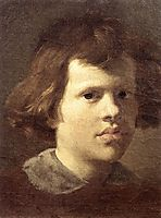 Portrait of a Boy, c.1638, bernini
