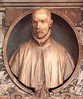Portrait Bust of Pedro de Foix Montoya, c.1622, bernini