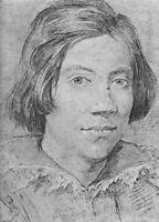 Portrait of a Young Man, 1630, bernini