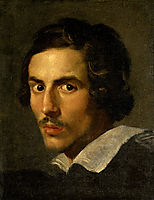 Self Portrait as a Young Man, 1623, bernini