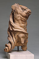 Torso of Neptune, c.1620, bernini