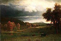 Autumn Landscape, bierstadt