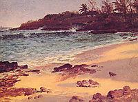 Bahama Cove, bierstadt