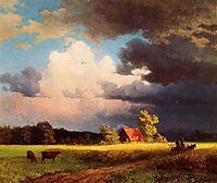 Bavarian Landscape, bierstadt