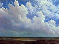 Beach Scene, c.1873, bierstadt