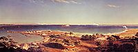 The Bombardment of Fort Sumter, c.1863, bierstadt