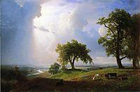 California Spring, 1875, bierstadt