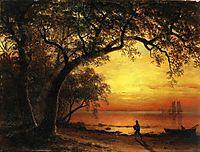 Island of New Providence, bierstadt