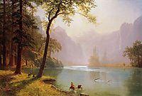 Kern-s River Valley, California, 1871, bierstadt