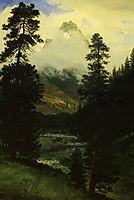 Landers Peak, bierstadt