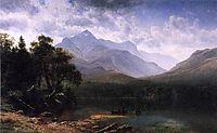 Mount Washington, 1862, bierstadt