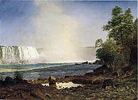 Niagara Falls, c.1869, bierstadt
