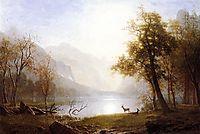 Valley in Kings Canyon, bierstadt