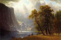 Yosemite Valley, bierstadt