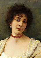 An Elegant Lady, 18, blaas