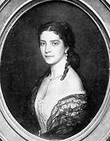 Baroness von Scholl, 18, blaas