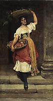 Lisa, 1889, blaas