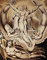 Christ as the Redeemer of Man, 1808, blake