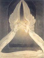 Christ in the Sepulchre, blake