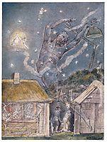 The Goblin, 1820, blake
